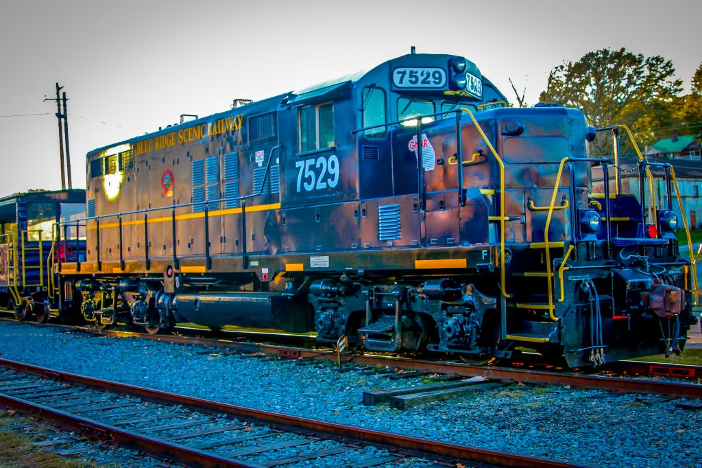 Blue Ridge GA -Blue Ridge Scenic Railway