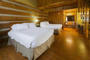 Great Smoky Mountains Hotels - Timbers Lodge